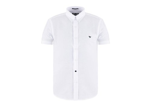 Weekend Offender Weekend Offender Gomorra short sleeve shirt White