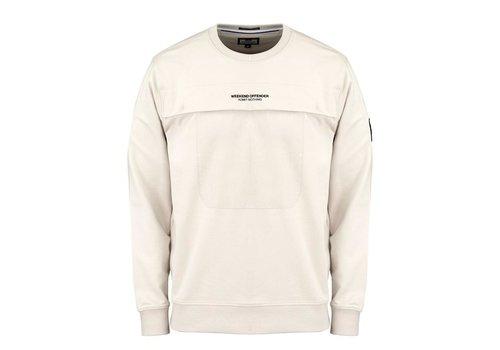 Weekend Offender Weekend Offender Prospect Park crew neck sweatshirt Plaster