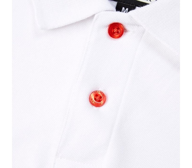 Weekend Offender Judge polo White