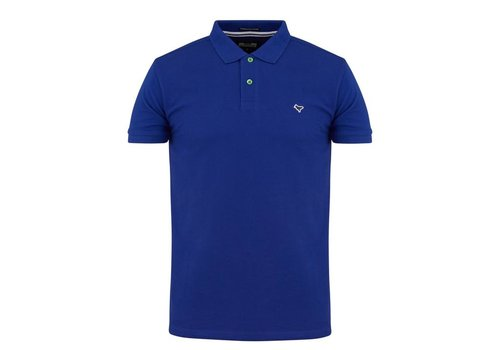Weekend Offender Weekend Offender Judge polo Electric Blue