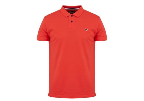 Weekend Offender Weekend Offender Judge polo Watermelon Red
