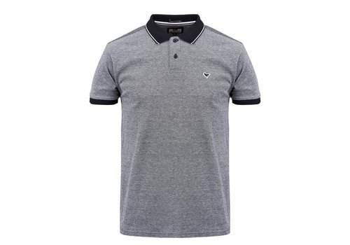 Weekend Offender Weekend Offender Sonny polo Navy/White