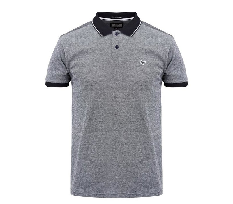 Weekend Offender Sonny polo Navy/White