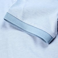 Weekend Offender Sonny polo Lake Blue/White