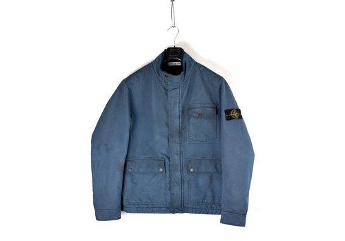 Stone Island Stone Island blue david-oxyd jacket XXL