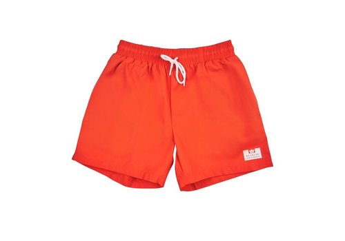 Weekend Offender Weekend Offender Amalfi swim shorts Tangy Orange