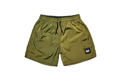 Weekend Offender Weekend Offender Stacks swim shorts Cactus Green