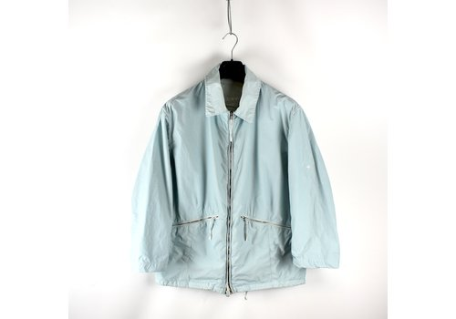 Stone Island Stone Island denims light blue lightweight nylon jacket XXL