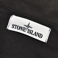 Stone Island grey light soft shell-r jacket M