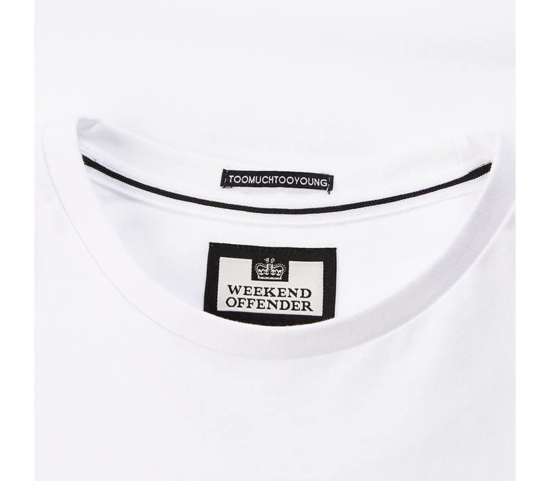 Weekend Offender Italia 90 Players t-shirt White