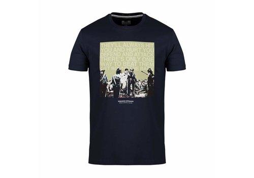 Weekend Offender Weekend Offender Italia 90 Fans t-shirt Navy