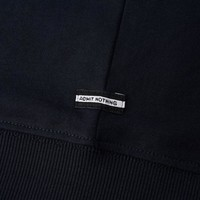 Weekend Offender Italia 90 Chairs crew neck sweatshirt Navy
