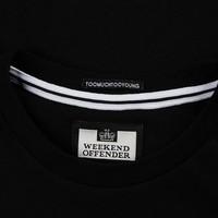 Weekend Offender Keep The Faith t-shirt Black