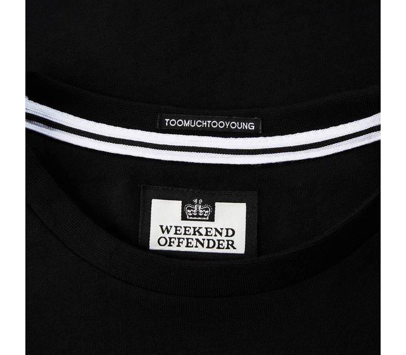 Weekend Offender Tribute t-shirt Black