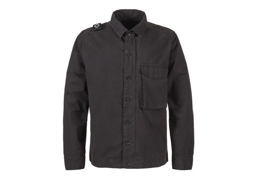 MA.STRUM MA.STRUM gd overshirt Jet Black