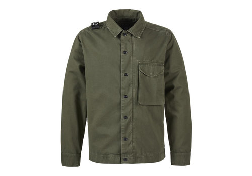 MA.STRUM MA.STRUM gd overshirt Dark Khaki Green