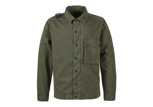 MA.STRUM MA.STRUM gd overshirt Dark Khaki Green