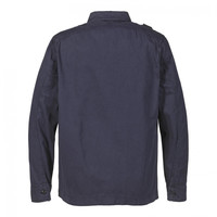 MA.STRUM gd overshirt True Navy