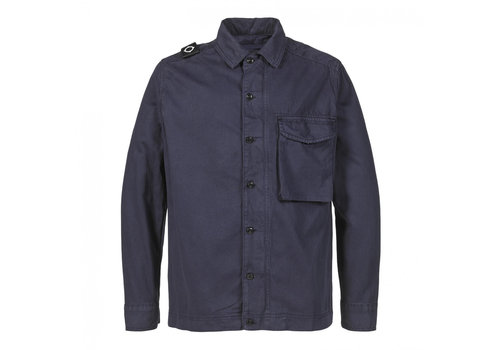 MA.STRUM MA.STRUM gd overshirt True Navy