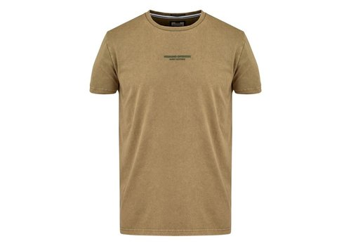 Weekend Offender Weekend Offender W.O.A.N. t-shirt Dark Khaki
