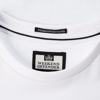 Weekend Offender Stripes t-shirt Navy/White