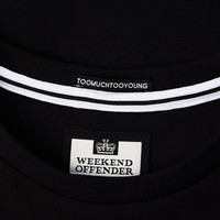 Weekend Offender Multi t-shirt Black