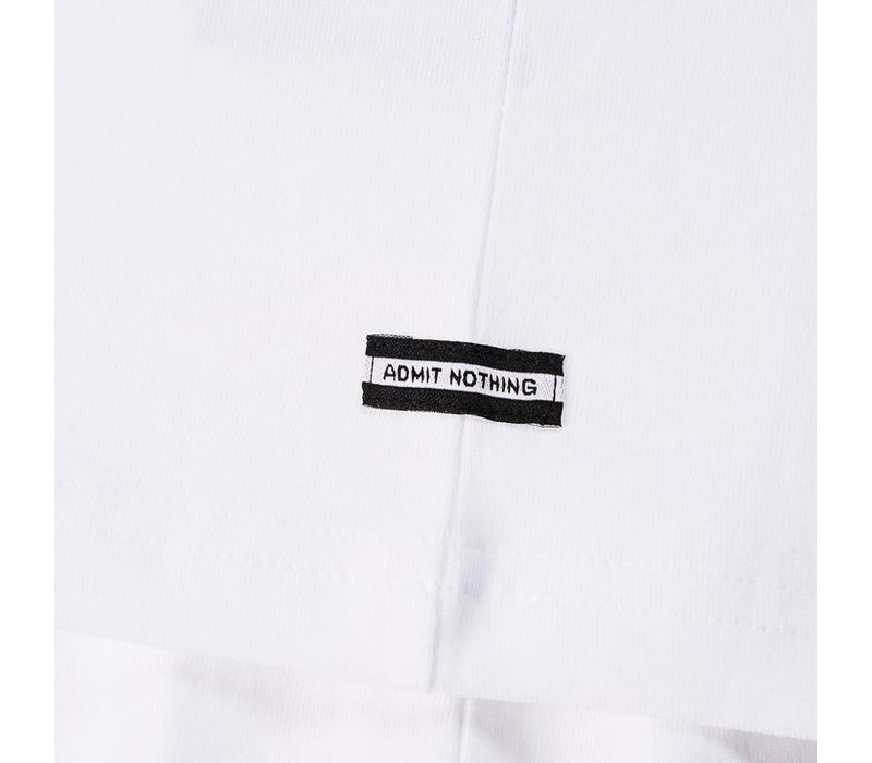 Weekend Offender Flare t-shirt White