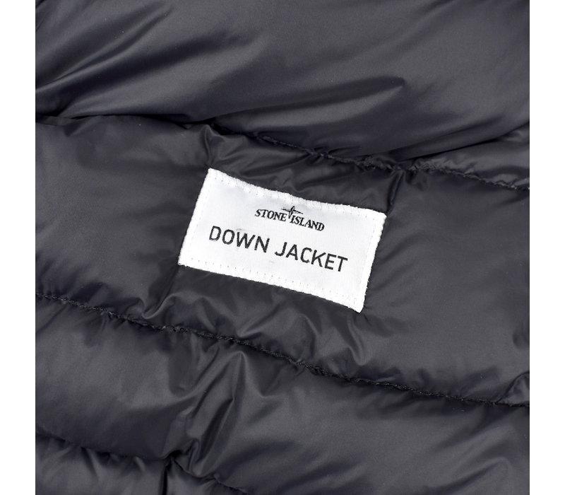 Stone Island junior ice jacket wool blend parka age 8