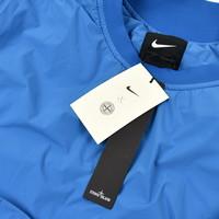 Stone Island X Nike golf blue comfort tech composite crew neck XL