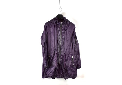 Stone Island Stone Island shadow project puple lucid ultralight nylon packable parka S