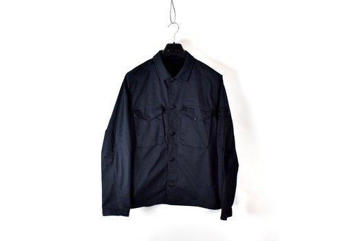 Stone Island Stone Island navy ghost piece overshirt jacket L