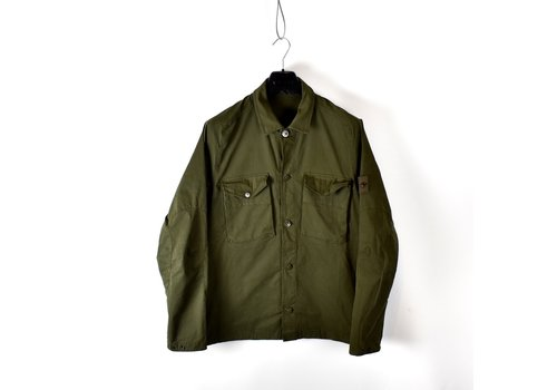 Stone Island Stone Island olive ghost piece overshirt jacket XL