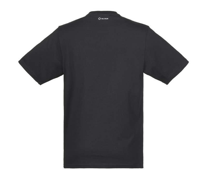 MA.STRUM SS icon tee Jet Black