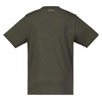 MA.STRUM SS icon tee Oil Slick Green