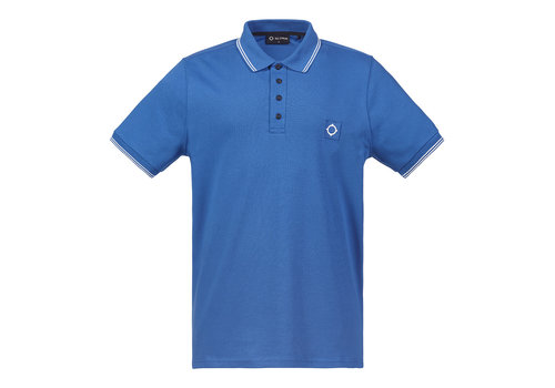 MA.STRUM MA.STRUM SS icon jersey polo Vibrant Blue