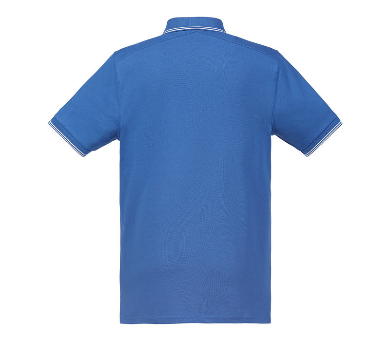MA.STRUM SS icon jersey polo Vibrant Blue