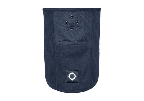 MA.STRUM MA.STRUM velo fleece neck gaiter True Navy