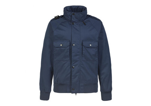 MA.STRUM MA.STRUM bomber jacket True Navy