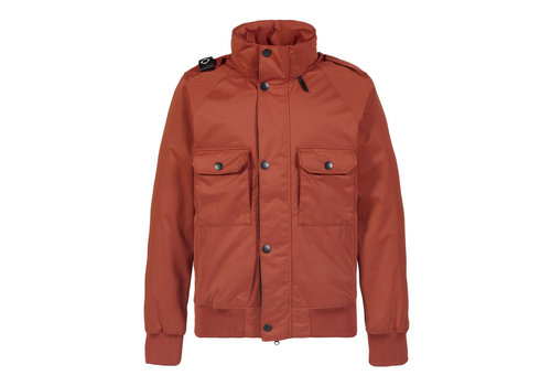 MA.STRUM MA.STRUM bomber jacket Burnt Orange