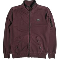 Peaceful Production senitor sweatshirt Violet Red