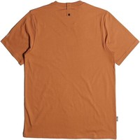 Peaceful Hooligan Outline t-shirt Rust Orange