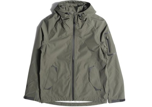 Peaceful Hooligan Peaceful Hooligan Sandiwell technical jacket Khaki Green