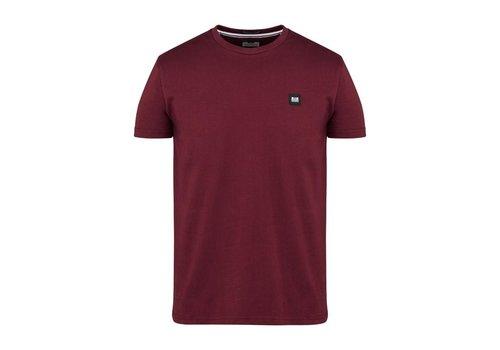 Weekend Offender Weekend Offender Sipe Sipe t-shirt Burgundy Red