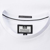 Weekend Offender Globe t-shirt White