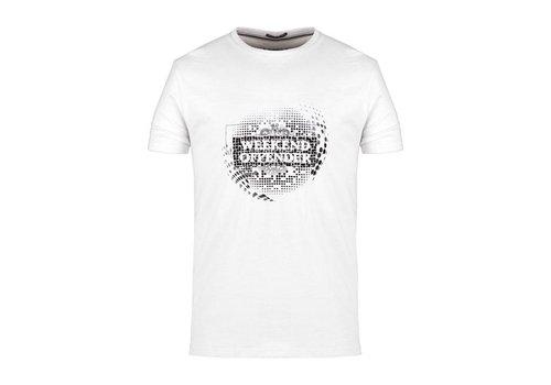 Weekend Offender Weekend Offender Globe t-shirt White