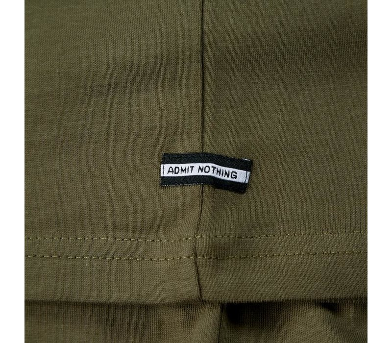 Weekend Offender Forest t-shirt Military Green