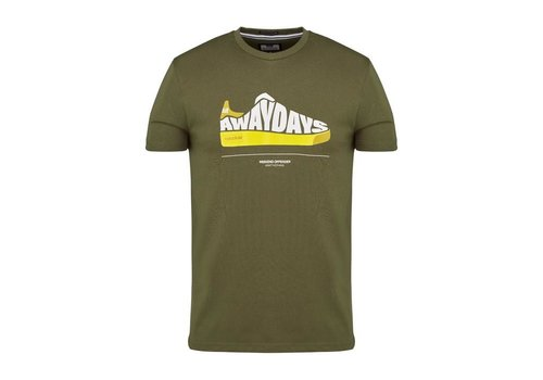 Weekend Offender Weekend Offender Forest t-shirt Military Green