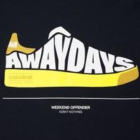 Weekend Offender Forest t-shirt Navy