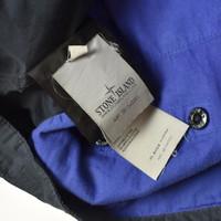 Stone Island navy david light-ovd field jacket XXL