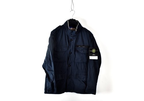 Stone Island Stone Island navy david light-ovd field jacket XXL